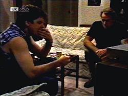 Joe Mangel, Doug Willis in Neighbours Episode 1406