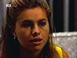 Lucy Robinson in Neighbours Episode 1406