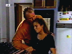 Jim Robinson, Lucy Robinson in Neighbours Episode 1407