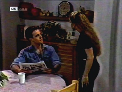 Glen Donnelly, Lucy Robinson in Neighbours Episode 1407