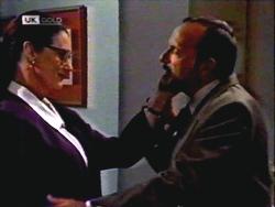 Dorothy Burke, Colin Burke in Neighbours Episode 1408