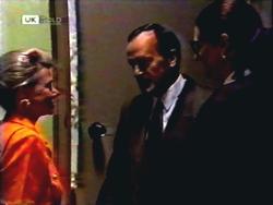 Helen Daniels, Colin Burke, Dorothy Burke in Neighbours Episode 1408