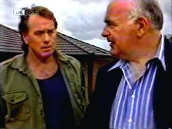 Doug Willis, Wilf Turner in Neighbours Episode 1408