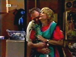 Harold Bishop, Madge Bishop in Neighbours Episode 1408