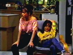 Caroline Alessi, Christina Alessi in Neighbours Episode 1409