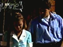 Gemma Ramsay, Phil Hoffman in Neighbours Episode 1409