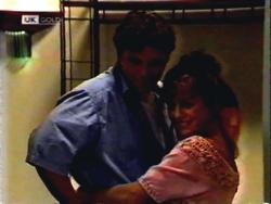 Phil Hoffman, Caroline Alessi in Neighbours Episode 1409
