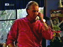 Jim Robinson in Neighbours Episode 1410