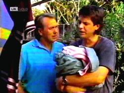 Doug Willis, Joe Mangel in Neighbours Episode 1411