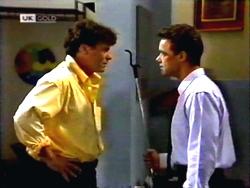 Phil Hoffman, Paul Robinson in Neighbours Episode 1411