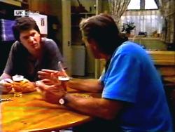 Joe Mangel, Doug Willis in Neighbours Episode 1411
