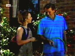 Gemma Ramsay, Doug Willis in Neighbours Episode 1411