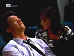 Paul Robinson, Caroline Alessi in Neighbours Episode 1411