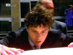 Phil Hoffman in Neighbours Episode 1412