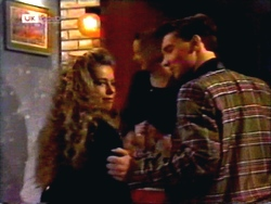 Lucy Robinson in Neighbours Episode 1412