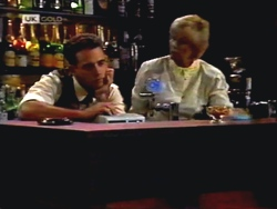 Glen Donnelly, Madge Bishop in Neighbours Episode 1413