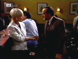 Rosemary Daniels, Colin Burke in Neighbours Episode 1413