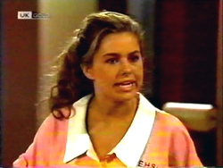 Lucy Robinson in Neighbours Episode 1413