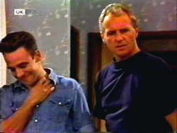 Glen Donnelly, Jim Robinson in Neighbours Episode 1413