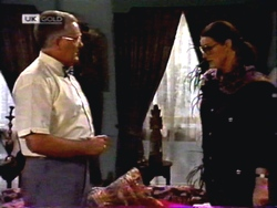 Harold Bishop, Dorothy Burke in Neighbours Episode 1413