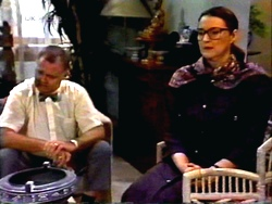 Harold Bishop, Dorothy Burke in Neighbours Episode 1414