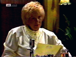 Madge Bishop in Neighbours Episode 1414