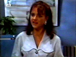 Christina Robinson in Neighbours Episode 1415