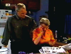 Jim Robinson, Helen Daniels in Neighbours Episode 1415