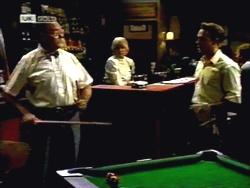 Harold Bishop, Madge Bishop, Glen Donnelly in Neighbours Episode 1420