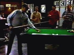 Harold Bishop, Glen Donnelly, Joe Mangel, Jim Robinson in Neighbours Episode 1420