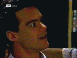 Paul Robinson in Neighbours Episode 1420