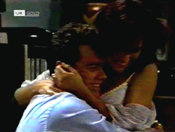 Paul Robinson, Christina Alessi in Neighbours Episode 1420