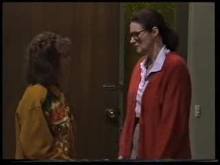 Pam Willis, Dorothy Burke in Neighbours Episode 1703