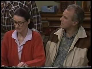Dorothy Burke, Jim Robinson in Neighbours Episode 1703