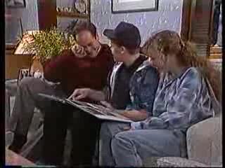 Philip Martin, Michael Martin, Debbie Martin in Neighbours Episode 1779