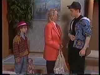 Helen Daniels, Hannah Martin, Michael Martin in Neighbours Episode 1779