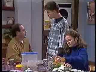 Philip Martin, Michael Martin, Julie Robinson in Neighbours Episode 1779