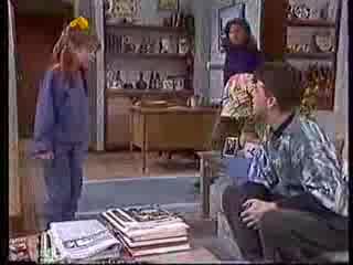 Hannah Martin, Julie Robinson, Michael Martin in Neighbours Episode 1779