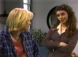 Brad Willis, Gaby Willis in Neighbours Episode 1975