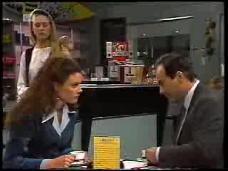 Phoebe Bright, Gaby Willis, Philip Martin in Neighbours Episode 1994