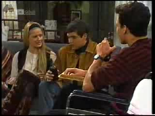 Phoebe Bright, Mark Gottlieb, Stephen Gottlieb in Neighbours Episode 1994
