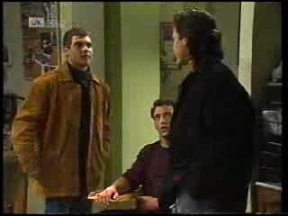 Mark Gottlieb, Stephen Gottlieb, Wayne Duncan in Neighbours Episode 1994
