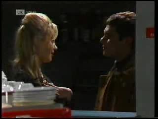 Annalise Hartman, Mark Gottlieb in Neighbours Episode 1995
