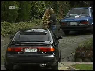 Lauren Turner, Connor Cleary in Neighbours Episode 1995