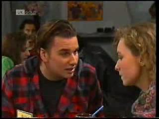 Darren Stark, Debbie Martin in Neighbours Episode 1995