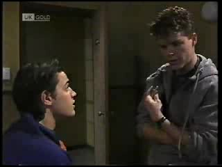 Rick Alessi, Michael Martin in Neighbours Episode 1995