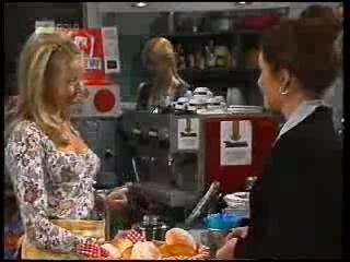 Annalise Hartman, Phoebe Bright, Gaby Willis in Neighbours Episode 1995