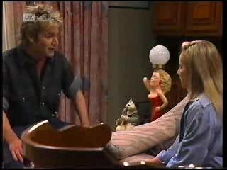 Connor Cleary, Lauren Turner in Neighbours Episode 1995