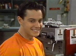 Rick Alessi in Neighbours Episode 2001