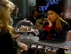 Annalise Hartman, Lucy Robinson in Neighbours Episode 2002